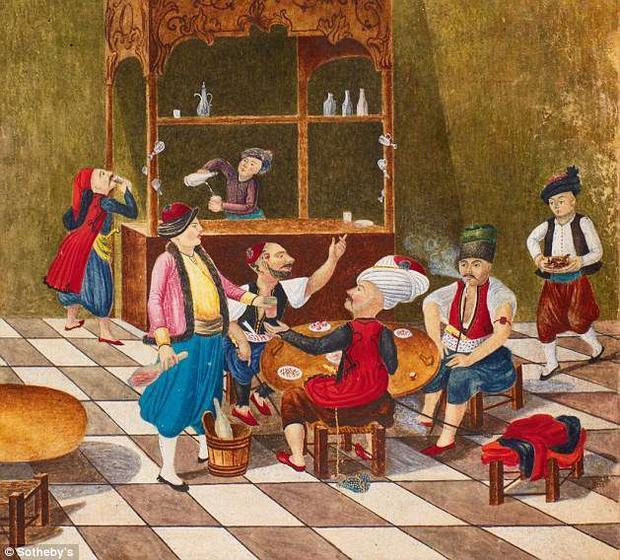 Cuốn sách mô tả thẳng thắn đời sống tình dục của giới quý tộc xưa.