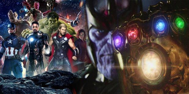 Há hốc mồm khi biết được Tony Stark chính là bạn tâm giao của Thanos