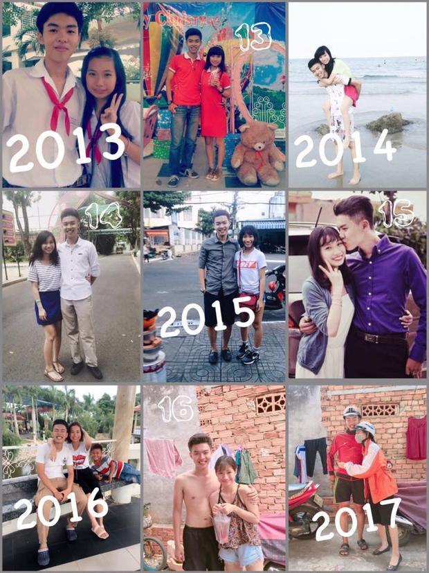 Bao năm chúng ta vẫn bên nhau. Ảnh: Nguyễn Hải Triều.