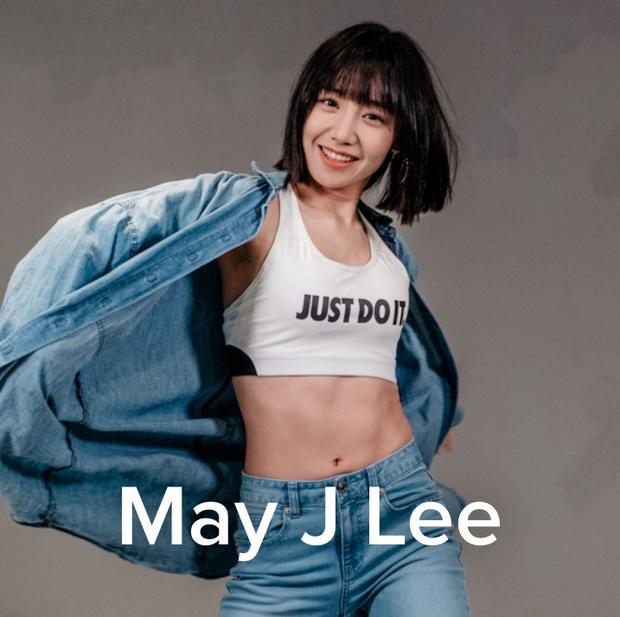 May J Lee nổi tiếng với những bài biên đạo đẳng cấpcho các hit từ Kpop đến Âu Mỹ.