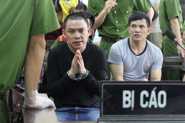 Phút hối hận muộn màng của bị cáo Hùng tại phiên tòa