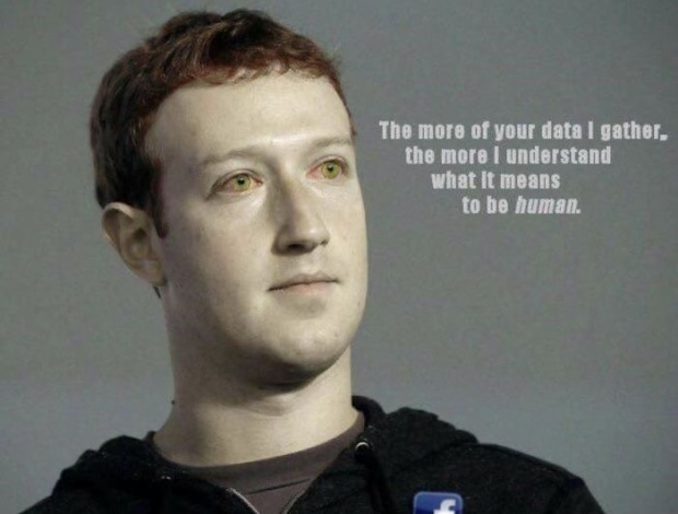 """Càng thu thập được nhiều dữ liệu, tôi càng hiểu được """"con người"""" có nghĩa là gì."""