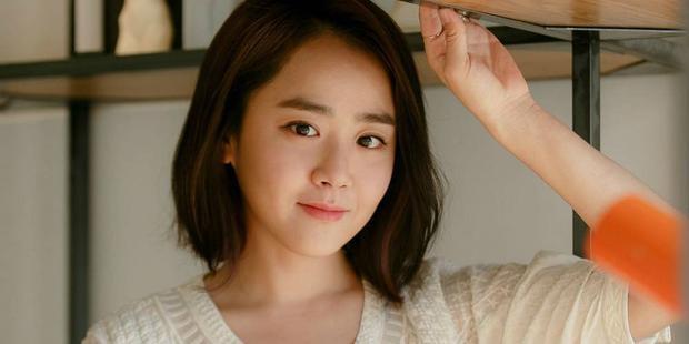 """""""Em gái quốc dân"""" Moon Geun Young."""