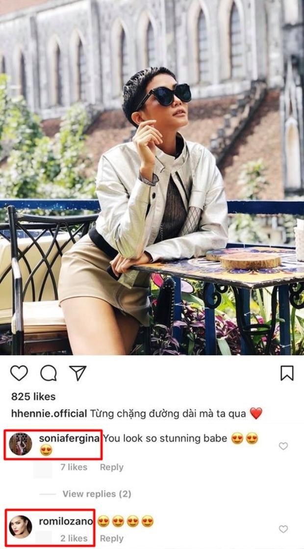 Khoe ảnh tóc ngắn cá tính, HHen Niê được các đối thủ tại Miss Universe 2018 khen ngợi hết lời