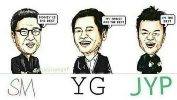 SM, YG và JYP - 3 công ty mà người ta quen gọi là BIG 3 đều đồng loạt không gửi thực tập sinh tham gia Produce 48.