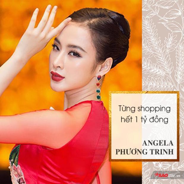 Ai cũng biết Angela Phương Trinh giàu có nhưng không ngờ cô lại chịu chi như thế này.