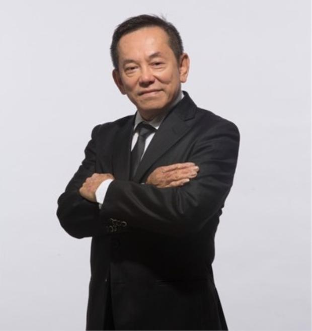 Nhà sản xuất Giang Chí Cường.