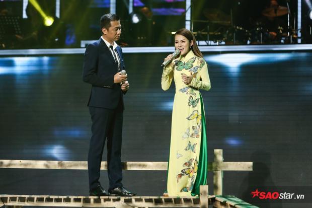 Hà Thu - Quang Long là cặp đấu mang đến nhiều bất ngờ cho người xem.