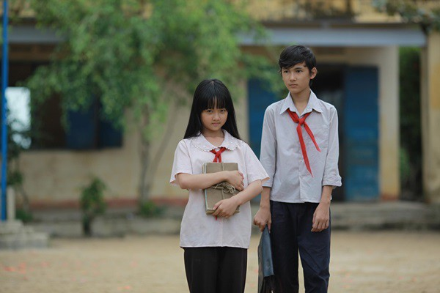 Lâm Thanh Mỹ là gương mặt diễn viên nhí được yêu thích trên màn ảnh rộng.