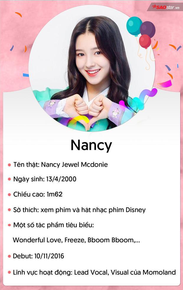 Nancy (Momoland): Từ fangirl chính hiệu nay đã trở thành chân ái của bao người