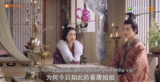 Lưu Bình phát hiện ra thân phận gian tế của Đường Anh