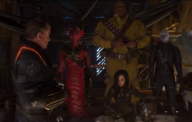 Màn tái hợp của nhóm Vệ binh gốc chỉ là 1 trong số 5 post-credit mà Marvel gửi đến khán giả.