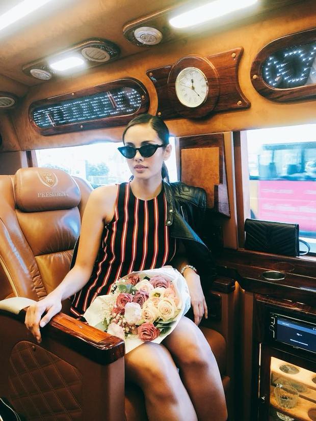 Megan Young sinh năm 1990, mang nét đẹp hút hồn pha trộn giữa Mỹ và Philippines.Cô khá nổi tiếng tại quê nhà Philippines trong vai trò diễn viên, người mẫu, MC.