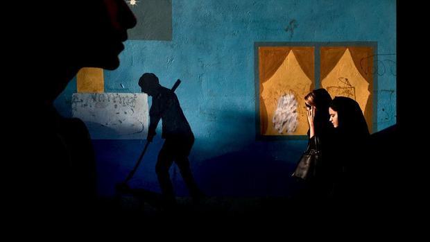 """Với tác phẩm""""Shadow Highlight"""", Mohammad Mohsenifar giành giải ở hạng mục ảnh Chuyển động."""