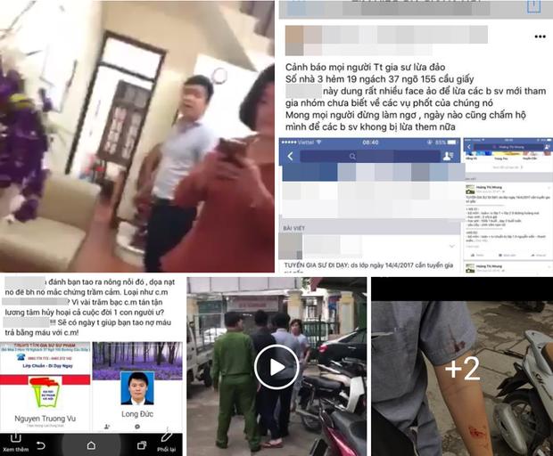 Vụ việc được đăng tải lên mạng xã hội thu hút sự chú ý của dư luận. Ảnh chụp màn hình.
