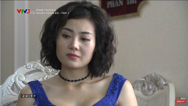 """Thanh Hương (""""Người phán xử"""") giành giải nữ phụ xuất sắc nhất."""