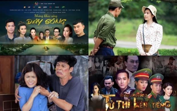 Nhiều phim truyền hình đứng ra tranh cử tại Cánh diều 2017.