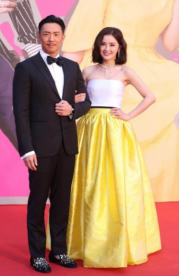 Sánh đôi cùng Thái Trác Nghiên là Trương Kế Thông - nam diễn viên từng để lại ấn tượng trong bộ phim truyền hình Những kẻ ba hoa.
