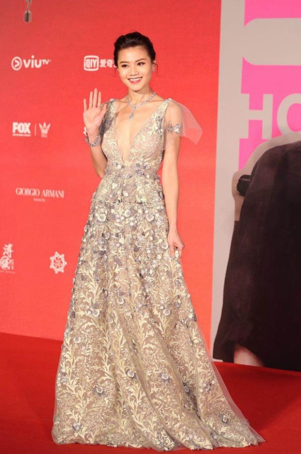 Châu Tú Na - Đề cử tiếp theo của Nữ diễn viên xuất sắc.