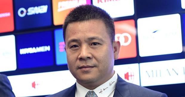 Ông chủ Li Yonghong của AC Milan vừa bị toà án Trung Quốc tuyên bố phá sản.