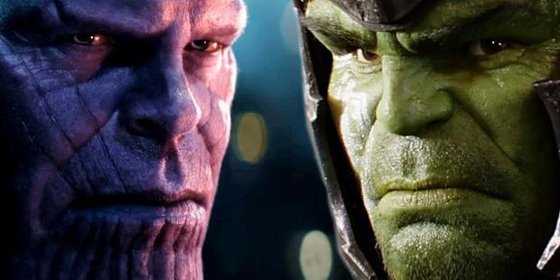 Đây là câu trả lời cho câu hỏi bấy lâu nay: Hulk và Thanos, ai mạnh hơn?