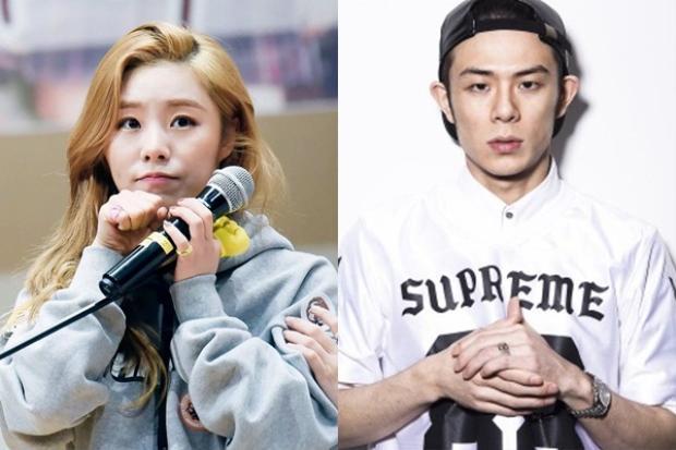 Nữ thần tượng là một fan cuồng nhiệt của rapper Beenzino.