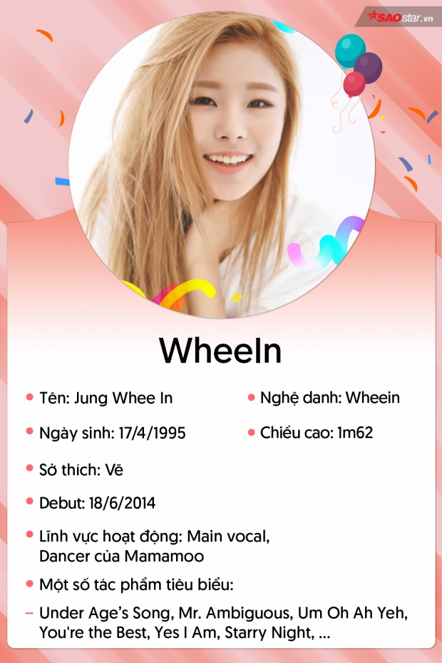 Bí mật của Wheein (Mamamoo): Từng che giấu khả năng vì nghĩ không được đào tạo chuyên nghiệp