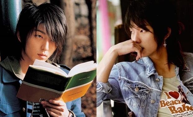 Hình ảnh chàng trai quyến rũ với vẻ đẹp nữ tính đi theo Lee Joon Gi trong suốt nhiều năm sự nghiệp.