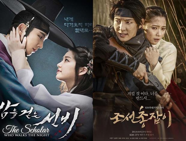 Chưa bao giờ khán giả hết ngạc nhiên về khả năng diễn xuất của Lee Joon Gi.