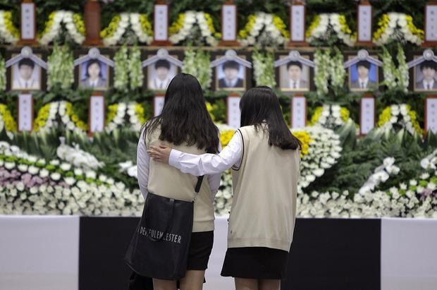Thảm họa để lại nỗi đau cho đất nước Hàn Quốc vào thời điểm đó