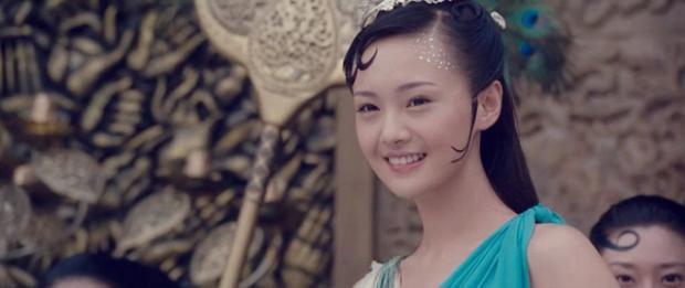 """Trần Gia Thượng còn không ngại dành tặng cho nàng Bối Vi Vi nickname rất đáng yêu: """"Tiểu tiên nữ""""."""