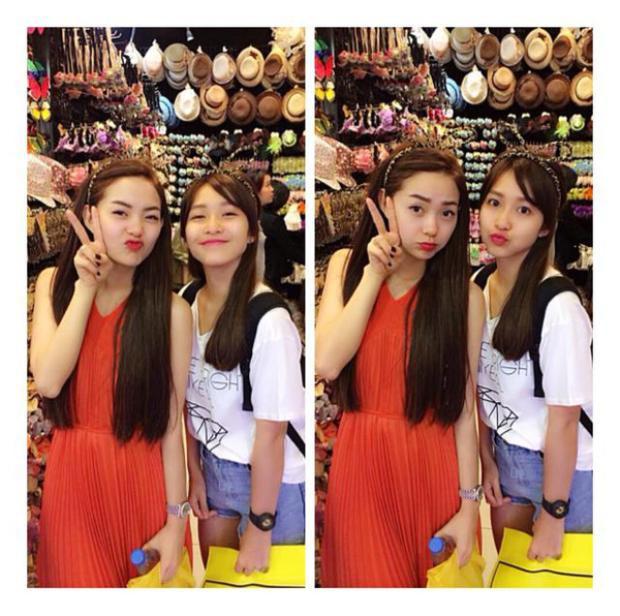 Cả hai thường xuyên gặp mặt và du lịch cùng nhau khiến fan vô cùng ngưỡng mộ cho tình bạn đẹp.