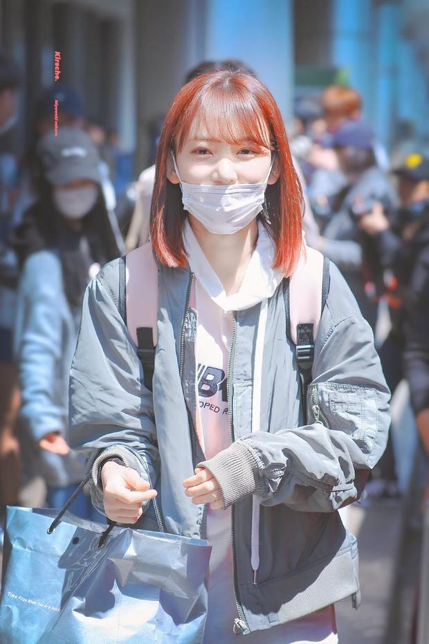 Xuất hiện chớp nhoáng tại Hàn Quốc, nữ thần Nhật Bản đã tậu hẳn 5 fansite cực xịn