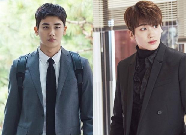 Park Hyung Sik so sánh Bromance của Hwarang với Suits