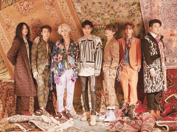 Super Junior vừa phát hành Lo Siento và các fan ruột của nhóm chẳng hề bất ngờ gì khi ca khúc không trụ được trên Melon.