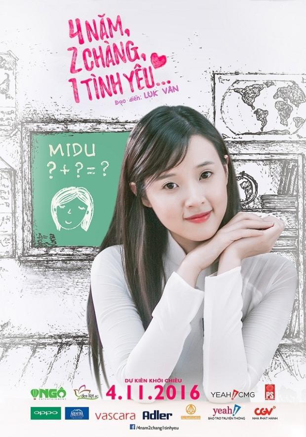 Midu: Từ hotgirl đóng phim, diễn viên một màu cho đến sự công nhận của khán giả