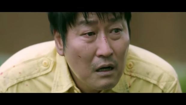 """Song Kang Ho trong phim điện ảnh """"A taxi driver""""."""