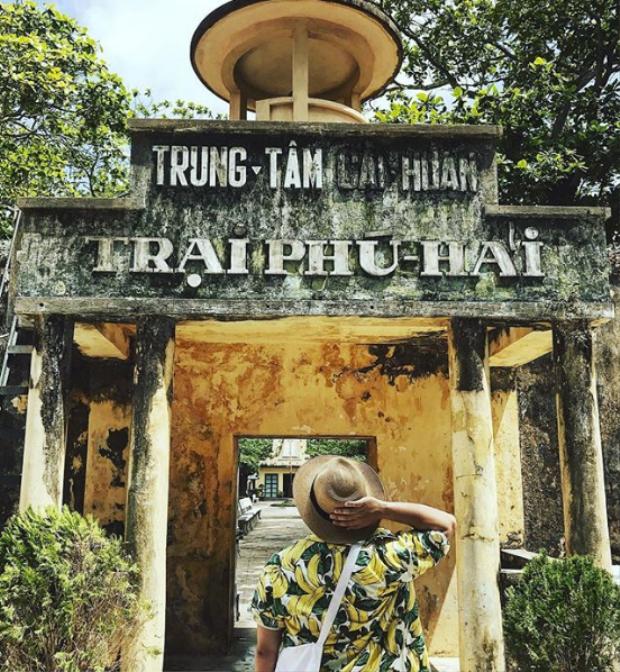 Côn Đảo- điểm đến của người đam mê sử Việt. Ảnh: @lenhanaccoutant