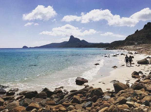 Côn Đảo - một trong những hòn đảo bí ẩn nhất thế giới.Ảnh: @changchehiec.