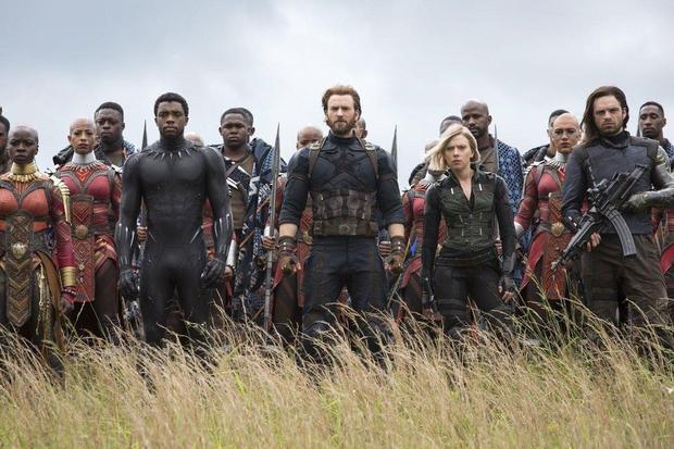 """Tương lai của biệt đội Avenger sau""""Infinity War"""" còn mịt mù hơn cả kết cục của cuộc chiến."""