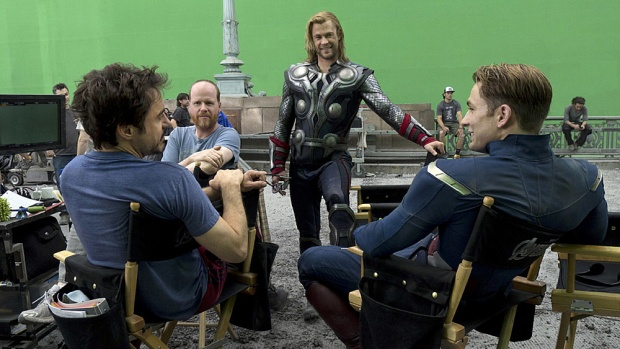 Công cuộc bảo mật phim của Marvel là cả một nghệ thuật.