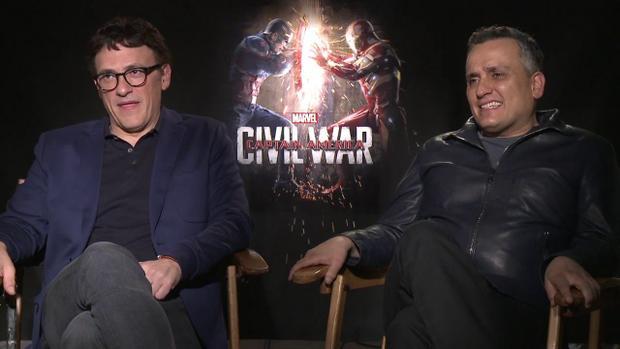 """Anh em nhà Russo tiếp tục làm đạo diễn cho """"Infinity War"""" sau """"Civil War""""."""