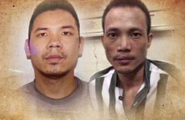 Hai tử tù Nguyễn Văn Tình và Lê Văn Thọ sắp phải hầu toà.