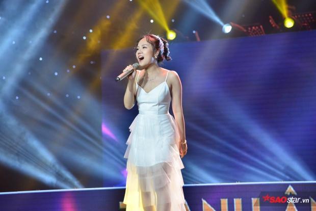 Khả Linh tại Sing My Song 2018.