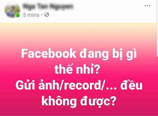 Nửa đêm, rạng sáng ngày 19 tháng 4, nhiều người dùng vẫn chưa sử dụng được Facebook Messenger bình thường,