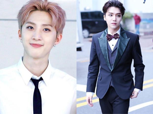Chủ nhân hit Never và Energetic của Wanna One sinh năm 1993, anh cả Jinho sinh năm 1992.