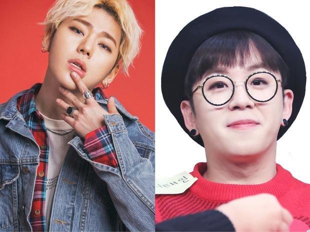 Nhóm trưởng kiêm rapper, producer có tiếng trong làng hiphop Hàn Quốc sinh năm 1992, anh cả Taeil sinh năm 1990.