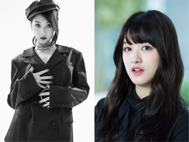 Nhóm trưởng Seungyeon sinh năm 1996, chị cả kiêm hát chính Seunghee sinh năm 1995.