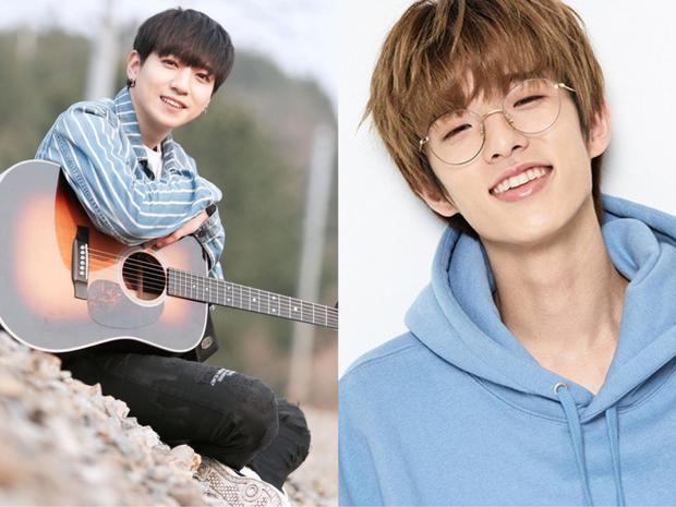 Tay guitar kiêm giọng ca chính sinh năm 1993, anh cả Jae người Mỹ gốc Hàn sinh năm 1992.
