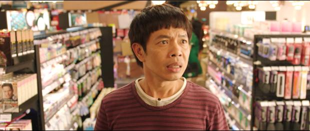 """Thái Hòa vào vai anh chồng """"giỏi việc nhà""""."""